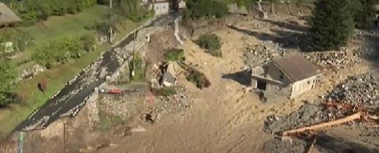 Inondations Alpes Maritimes